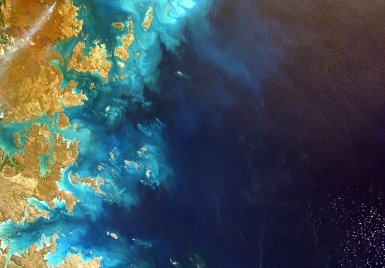 Remote sensing solve environmental problem