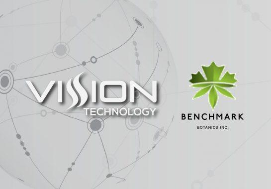 Vission Benchmark logo