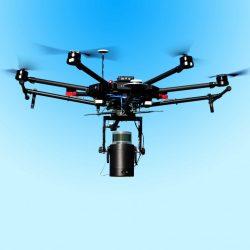 LiDAR Canada - drone with LiDAR sensor 4